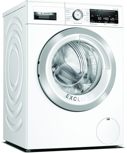 Bosch WAVH8M90NL SERIE 8 HOME CONNECT EXCLUSIV