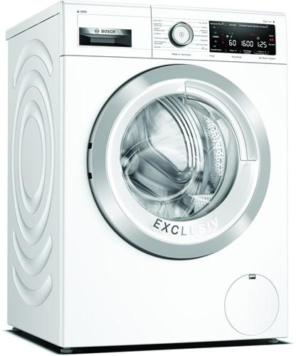 Bosch WAXH2K90NL De Serie|8 i-DOS wasmachine met Home Connect en 4D Wash System met Intensive Plus zorgt voor perfecte resultaten bij iedere belading.