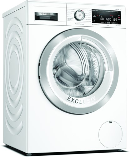 Bosch WAXH2M90NL SERIE 8 HOME CONNECT EXCLUSIV