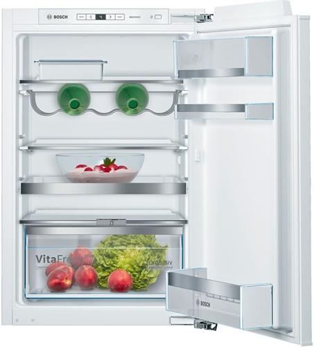 Bosch KIR21EDD0 De koelkast met VitaFresh plus-bewaarsysteem. Houdt levensmiddelen 2 keer langer vers.