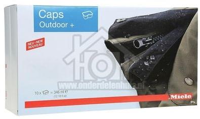 Miele Caps Outdoor 10 CAPS