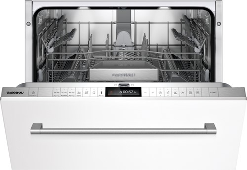 Gaggenau DF260100 Vaatwasser 200 serie, volledig geïntegreerd, 81,5 cm, Zeolit