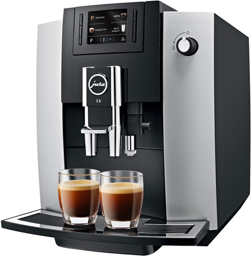 JURA E6 Espressomachine 1,9 l Volledig automatisch