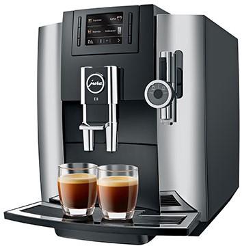 Jura 15057 E8 CHROOM Espresso machine