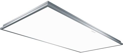 Serie|8, Plafondunit 120x60 cm, melkglas, RGB LED, randafz.