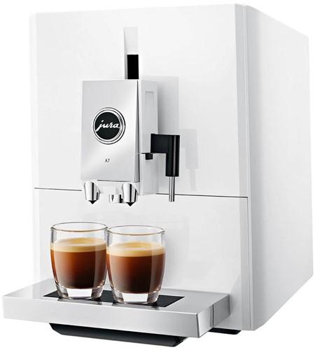 Jura 15125 A7 PIANOWHITE Espresso machine