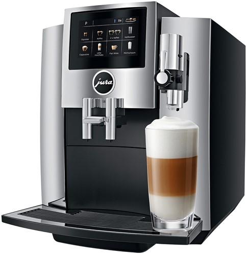 Jura 15187 S8 CHROME Espresso machine