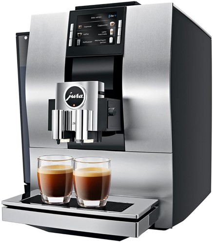 Jura 15208 Z6 ALU Espresso machine