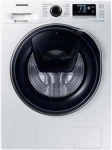 Samsung WW80K6404QW/EN ADDWASH Wasmachine voorlader