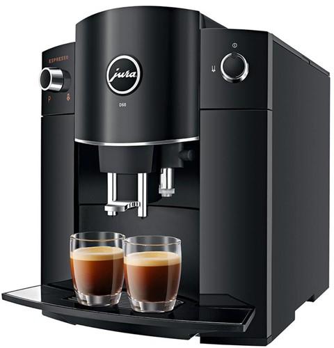 Jura 15193 D60 PIANO BLACK Espresso machine