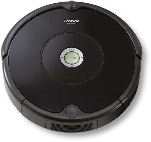 iRobot Roomba 606 robotstofzuiger Zakloos Zwart 0,6 l