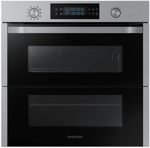 Samsung NV75N5641RS/EF  DUAL COOK FLEX Elektrische oven inbouw