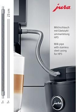 Jura 24114 MELKSLANG MET RVS MANTEL HP3 SDA accessoires