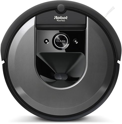 iRobot Roomba i7+ robotstofzuiger Zakloos Zwart 0,4 l