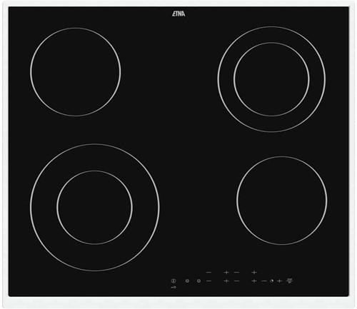 Etna KC360RVS Keramische kookplaat inbouw