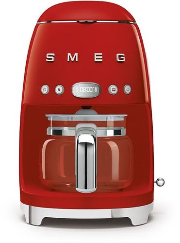 SMEG DCF02RDEU Filter koffiezetter