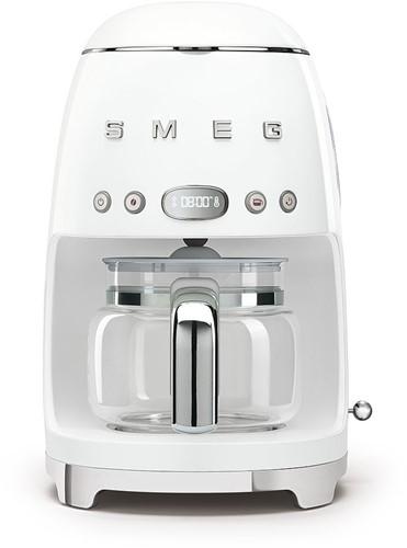SMEG DCF02WHEU Filter koffiezetter
