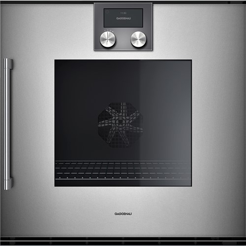 Gaggenau BOP250112 Oven MET. 13 syst pyrolyse rechts/boven