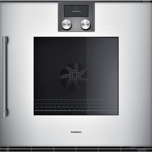 Gaggenau BOP250132 Oven ZILV 13 syst pyrolyse rechts/boven