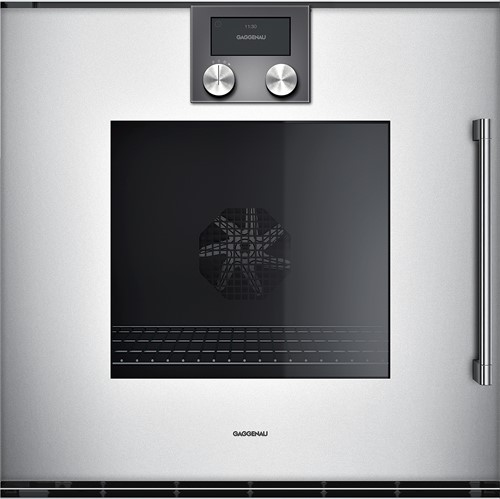 Gaggenau BOP251132 Oven ZILV 13 syst pyrolyse links/boven