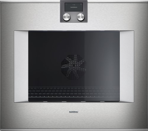 Gaggenau BO481112 Oven RVS 17 syst pyrolyse links/boven