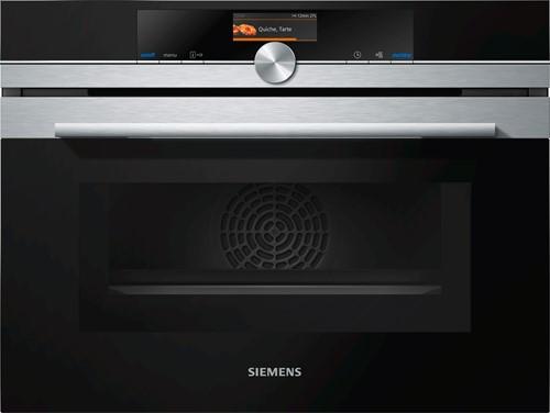 Siemens CM 656 NBS 1 ECOCLEAN Combi magnetronoven inbouw
