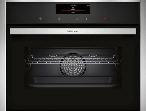 NEFF C28CT24H0 Compacte bakoven, pyrolyse