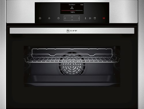NEFF C15FS22N0 Compact stoombakoven, 12 syst, EasyClean