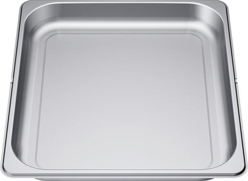 NEFF Z13CU40X0 gastronormbak 2/3 40 mm PureSteamgastronormbak 2/3 40 mm Pur