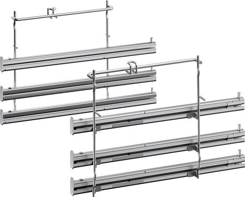 NEFF Z13TF36X0 3-voudig telesc. uittreksyst. 60cm ovens met stoom3-voudig t