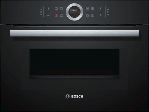 Bosch CMG633BB1 SERIE 8 Combi magnetronoven inbouw