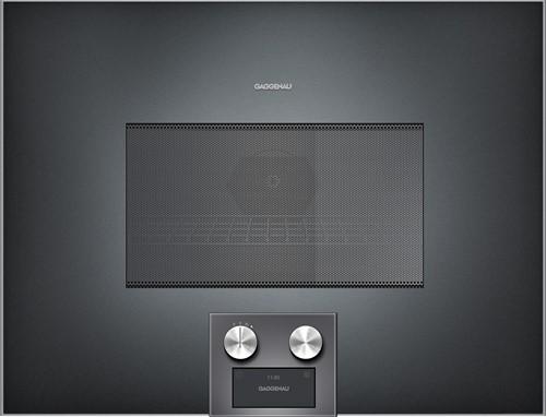 Gaggenau BM454100 combi-magnetron 400 serie ANT. R. bediening beneden