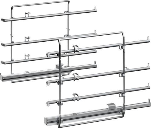 Neff Z11TC16X0 Inhangroosters met 1-voudig-ComfortFlex Rail