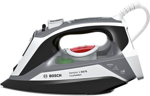 Bosch TDA70EASY Zo eenvoudig is strijken nog nooit geweest. Geen was meer voorsorteren. Geen ingewikkelde programma's. En de maximale veiligheid.