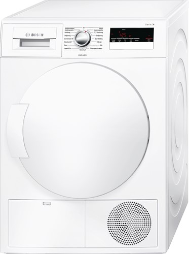 Bosch WTN85383NL SERIE4 EXCLUSIV Condens droger