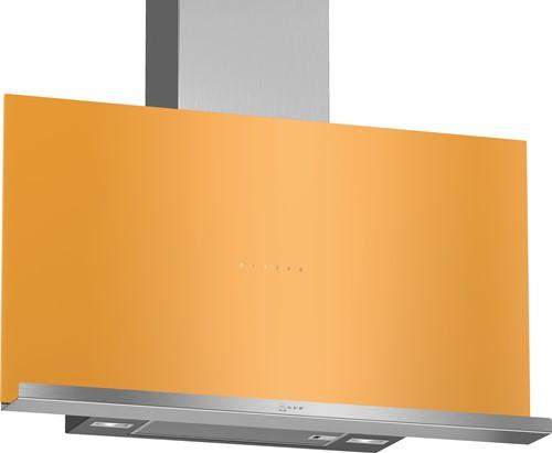 NEFF D95FRM1H0 Wand 90 cm, libro, randafzuiging, TC, oranje
