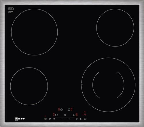 NEFF T16BD56N0 60 cm 4 zones TouchControl rvs rand