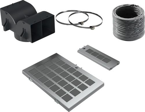 Neff Z51AIS0X0 Regenereerbaar recirculatieset