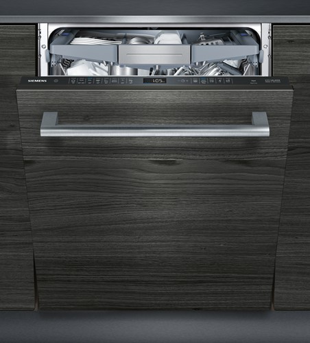 Siemens SN658X04UE varioSpeed Plus om tot 3x sneller te wassen en te drogen; innovatieve technologie voor optimaal gebruiksgemak en altijd perfect schone resultaten.
