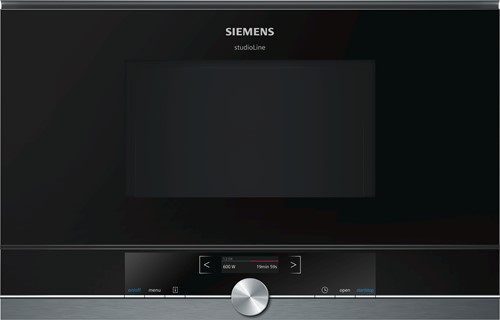Siemens BF834RGB1 iQ700, Magnetron, 21 liter, deur rechts