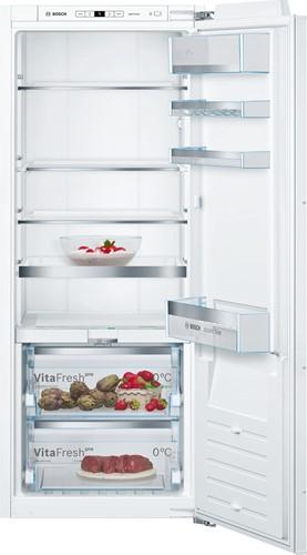 KIF51SD40 SER8, Integr. koelkast VitaFresh 140 cm A+++, SoftClose, AL
