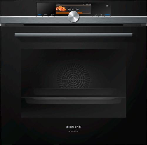 HS858GXB6 iQ700, Oven met stoom 60 cm, 15 syst, ecoCl Full, HC