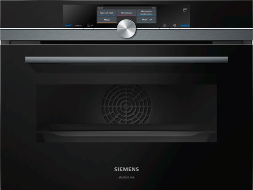 Siemens CN838GRB6 iQ700, Comp oven met magn, 15 syst, PS, ecoclean, HC