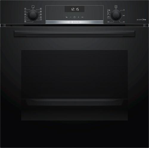 Bosch HBG4575B0 SerieI6, Bakoven 60 cm, 7 syst, EcoClean, zwart
