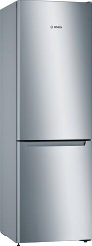 Bosch KGN33KLEAE De NoFrost koel-vriescombinatie met MultiBox bewaarsysteem. Dankzij NoFrost hoeft u nooit meer te ontdooien.