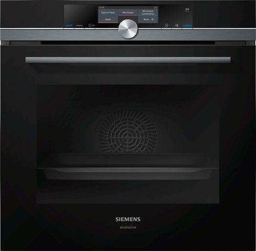 Siemens HN878G4B6 iQ700, Oven met magn 60 cm, 15 syst, PS, pyrolyse, HC