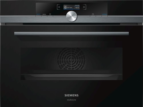 Siemens CB875G0B2 iQ700, Comp oven, 13 syst, pyrolyse