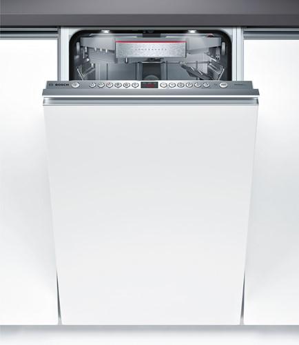 Bosch SPV66TX01E SERIE 6 PERFECT DRY Vaatwasser volledig geintegreerd