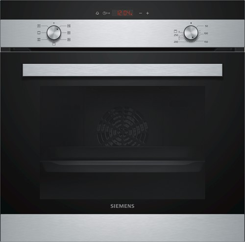 HB113FBS1 iQ100, Oven 60 cm, 4 syst
