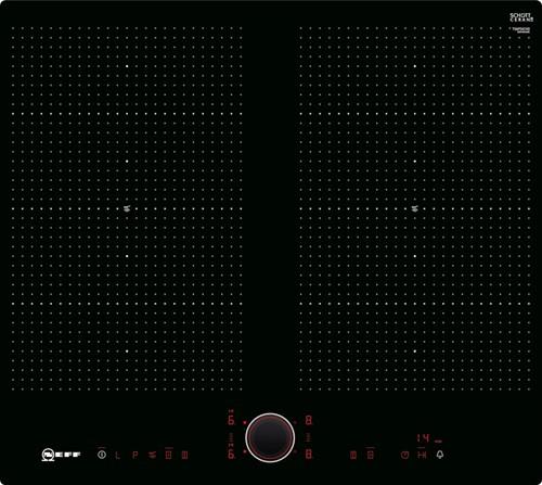 NEFF T56PS61X0 60 cm, 4 zones, 2 Flex, TPFire, randloos